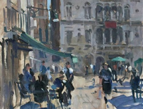 Royal Institute of Oil Painters annual exhibition – 2016