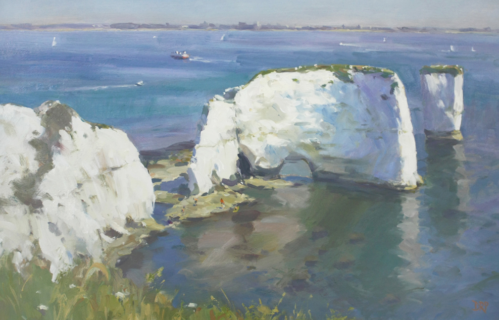 Old Harry and the blues