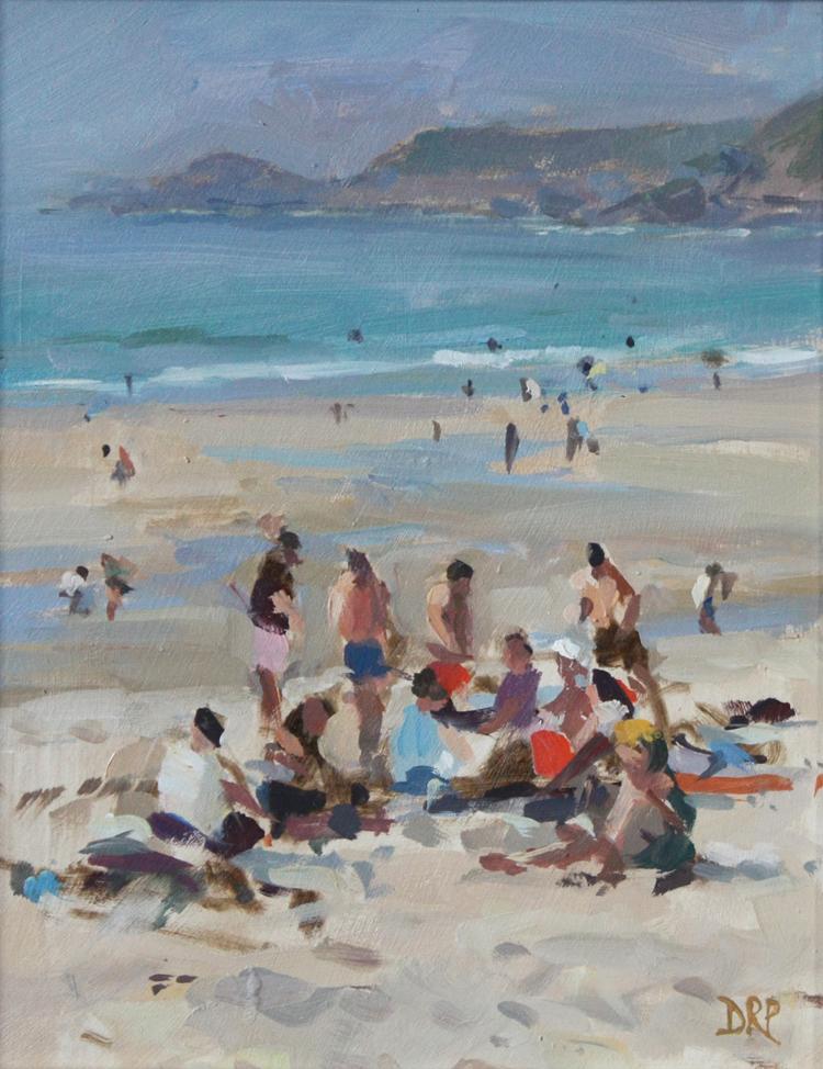 Beach party, Sennen
